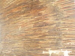 Brick texture-like a print