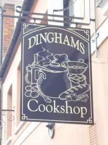 Dinghams cookshop