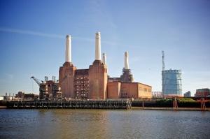 Battersea Power Station Source - Creative Commons- Aurelien Guichard