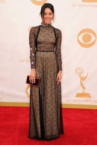 Stylitz - Aubrey Plaza in Marios Schwab - Getty Images