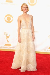 Stylitz - Claire Danes in Armani Prive - Getty Images
