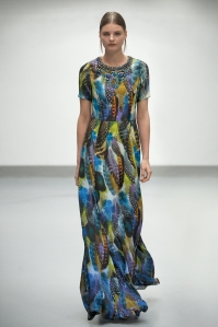 Stylitz Debenhams Limited Edition Butterfly by Matthew Williamson dress
