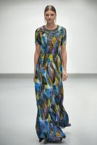 Stylitz Debenhams Limited Edition Butterfly by Matthew Williamson dress