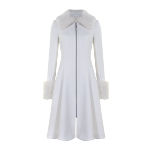 Stylitz Debenhams Limited Edition J by Jasper Conran coat