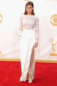 Stylitz - Kate Mara in J. Mendel - Getty Images