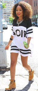 Stylitz - Leigh Ann of Little Mix in Gogo Philip