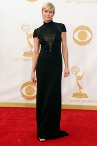Stylitz - Robin Wright in Ralph Lauren - Getty Images