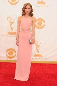 Stylitz - Rose Byrne in Calvin Klein Collection - Getty Images