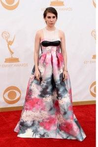 Zosia Mamet in Honor - Getty Images