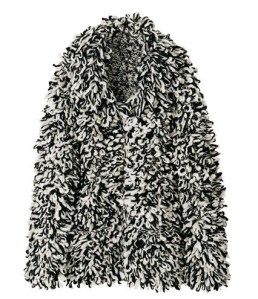 Isabel Marant for H&M 1 - fluffy wool cardigan £79.99