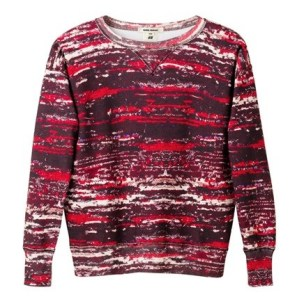 Isabel Marant for H&M 10 - sweatshirt £34.99