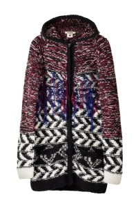 Isabel Marant for H&M 9 - wool cardigan £79.99