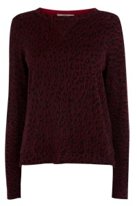 Stylitz Oasis Mollie animal print jumper £42