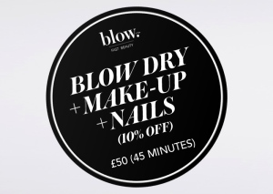 Blow Ltd package 1 £50