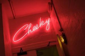 CHEEKYsign