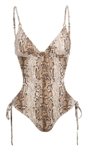 MO Positano Snake Swimsuit -£198  www.blondonboutique.com