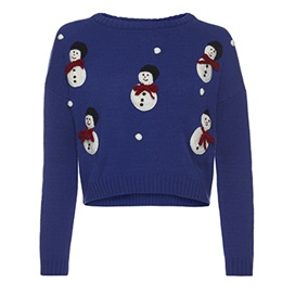 Xmas jumper Primark bought by Kelly Brook £12