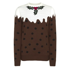Xmas jumper pudding Primark £12