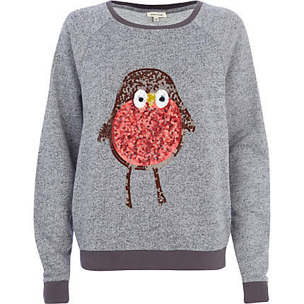 River Island Womens Christmas Jumper