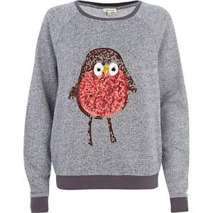Xmas jumper River Island sale £20