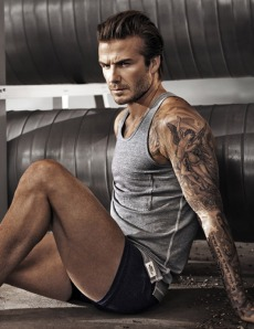 David Beckham for H&M 3