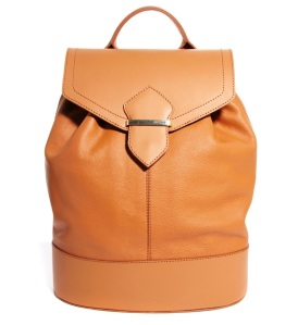 ASOS lather luxe backpack £75