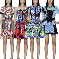 Printastic Peter Pilotto creates collection for Target