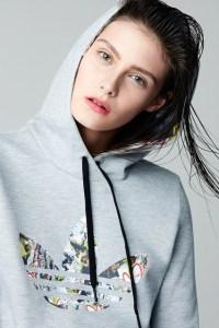 Topshop X Adidas Originals hoodie, £55