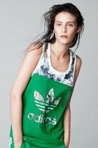 Topshop X Adidas Originals logo vest £26