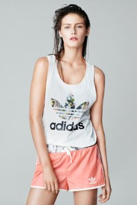 Topshop X Adidas Originals shorts, £32
