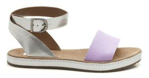 2- Clarks Romantic Moon (Lilac and silver) £49.99