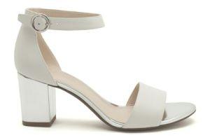 2-Clarks Susie Deva white&silver £49.99