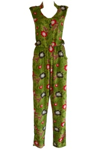 RR729 JUNGLE JUMPSUIT AMAZON GREEN   copy