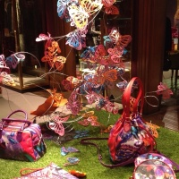 A colourful Etro collaboration