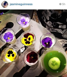 Jasmine Guinness Instagram Etro