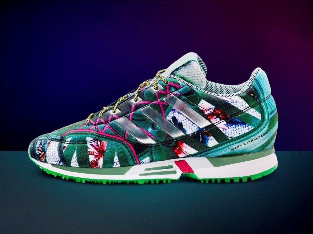 Adidas Originals by Mary Katrantzou trainers 3