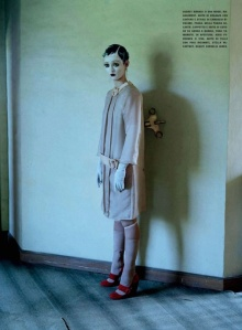 Mechanical Dolls - Tim Walker for Vogue Italia Oct 2011