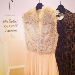 Nicholas Oakwell Couture SS15 - stylitz.com