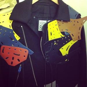 Loewe SS15 puzzle jacket - stylitz.com