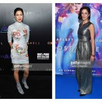 'Ghost in the Shell' premiere with Danusia Samal
